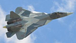 Türkiye Rusya savaş uçağı Su-57 Su-35