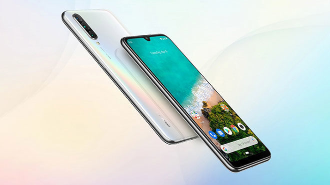 Xiaomi Mi A3 Türkiye