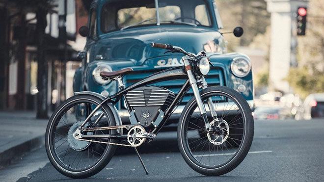 2020 Vintage Electric Roadster