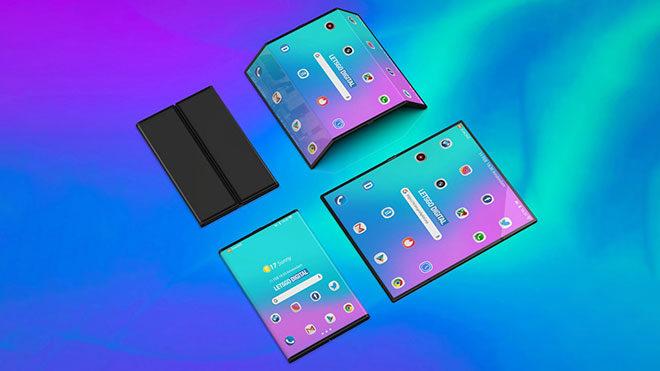 Xiaomi katlanabilir telefon