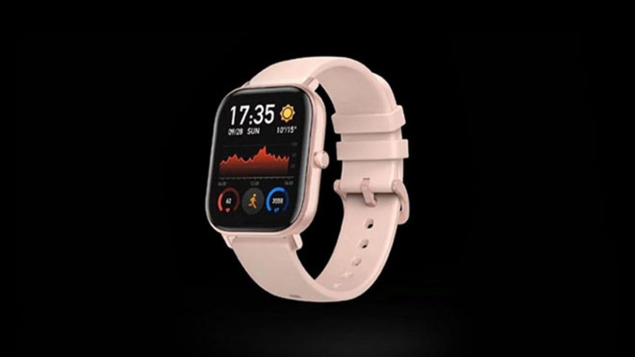 Akıllı saat Amazfit Smart Sport Watch 3 için tarih verildi - LOG