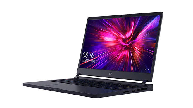 Xiaomi Mi Gaming Laptop 2019 dizüstü bilgisayar
