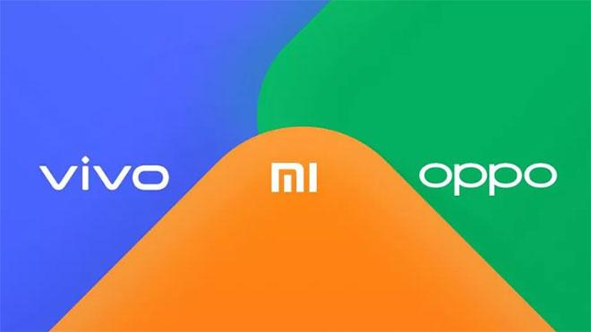 Xiaomi, Oppo ve Vivo AirDrop
