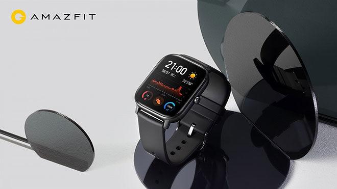 Amazfit Smart Sports Watch 3 Amazfit GTS akıllı saat Xiaomi