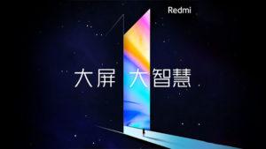 Xiaomi Redmi akıllı televizyon