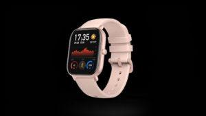 Xiaomi Huami Amazfit Sports Watch 3 akıllı saat titanyum