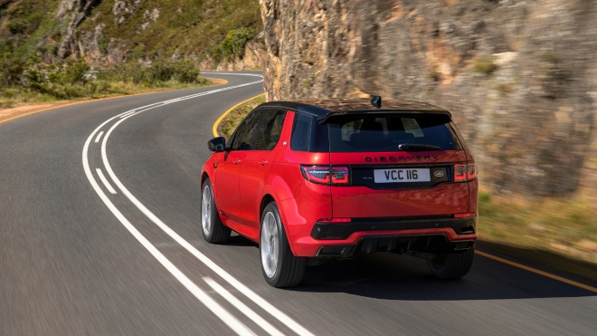 Yeni Discovery Sport