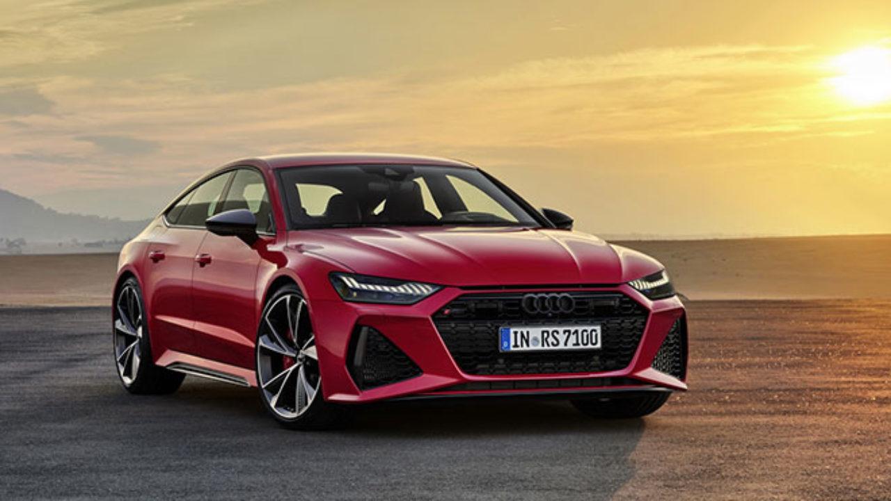 2020 Audi Rs7 Sportback Teknik Ozellikleri Ve Fiyati Log