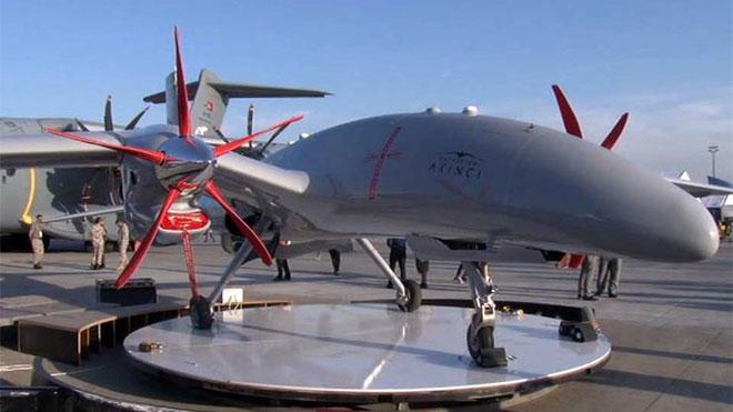 Akıncı Taarruzi İnsansız Hava Aracı