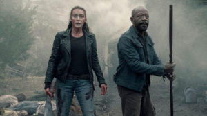 Fear the Walking Dead için Game of Thrones benzeri isyan