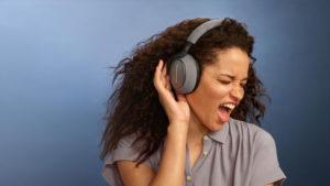 The Bowers & Wilkins kablosuz kulaklık
