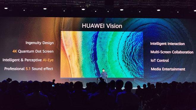 Huawei Vision akıllı televizyon