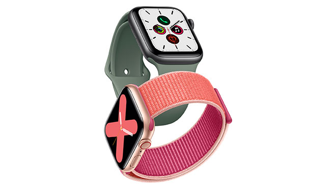 Apple Watch Series 5 akıllı saat