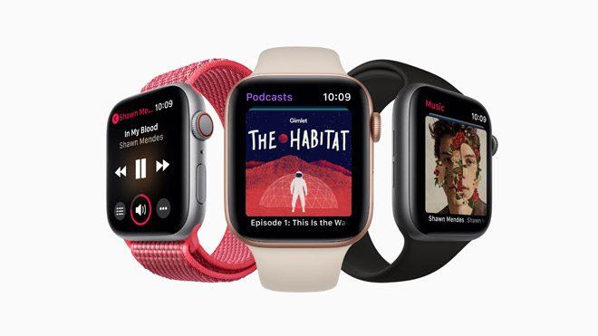 Apple Watch Series 5 akıllı saat