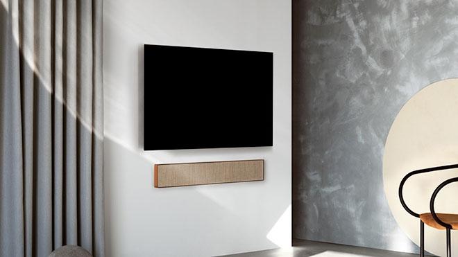 beosound stage soundbar. Black Bedroom Furniture Sets. Home Design Ideas