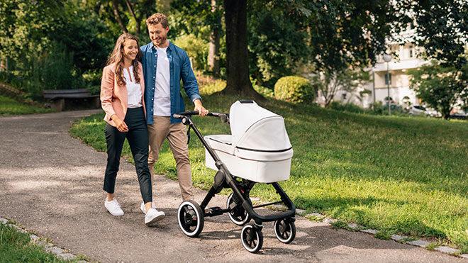 Bosch elektrikli bebek arabası