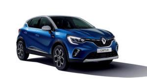 2020 Renault Captur Hybrid