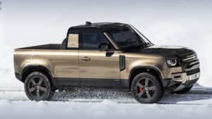 2020 Land Rover Defender Pickup