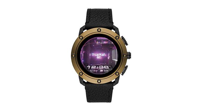 Diesel ve Emporio Armani akıllı saat