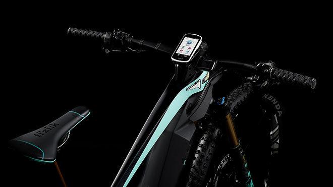 Bianchi E-SUV elektrikli bisiklet
