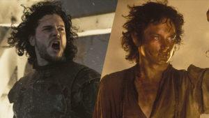 Game of Thrones yazarından Yüzüklerin Efendisi yorumu