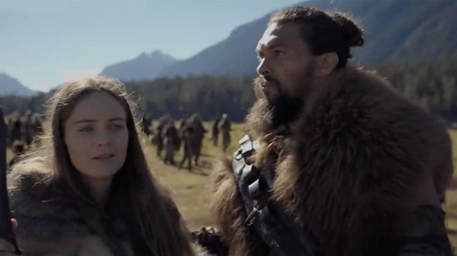 Game of Thrones yıldızı Jason Momoa See ile ilgili açıklama yaptı