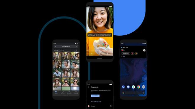 Google Android 10 da play music yerine YouTube music koyuyor