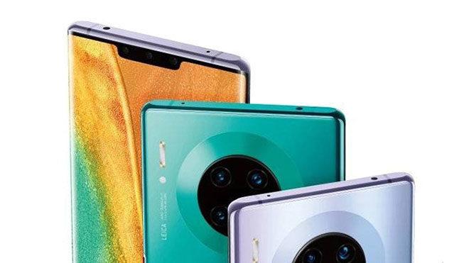 Huawei Mate X Huawei Mate 30 Android