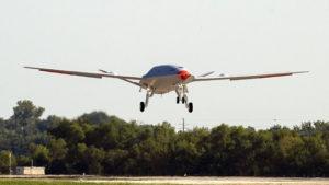 Boeing tanker uçak