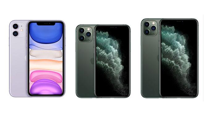 iPhone 11 U1 Çip
