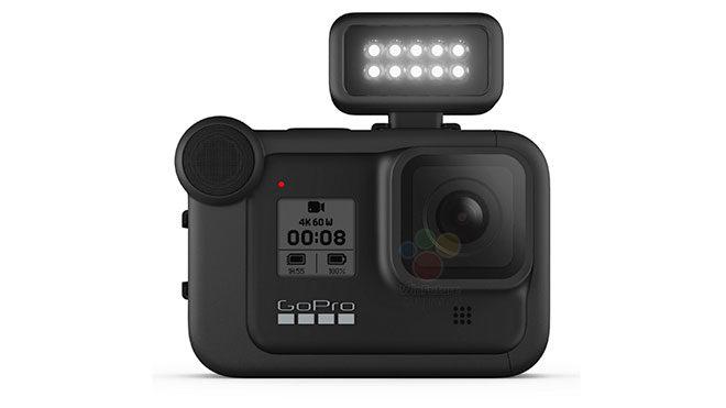 GoPro Hero8 aksiyon kamerası