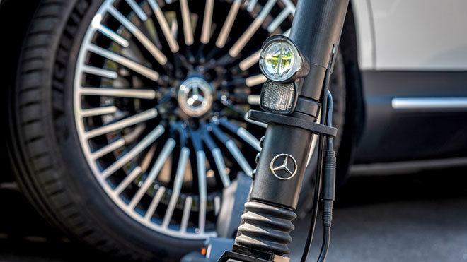 Mercedes-Benz elektrikli scooter