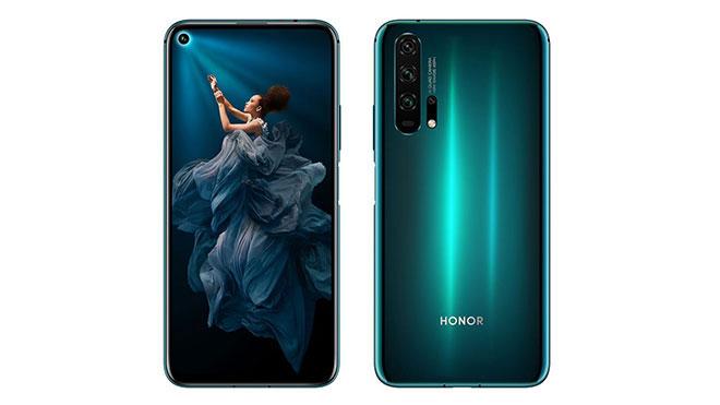 Honor 30 Kirin 990 5G