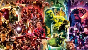 Marvel Avengers Endgame Infinity Saga