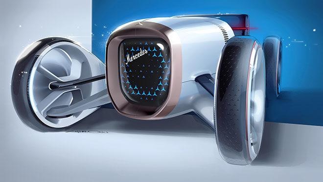 Mercedes-Benz Vision Mercedes Simplex