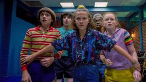 Netflix Stranger Things 4. sezon öncesi gizemli paylaşım