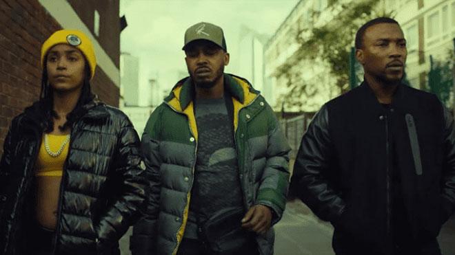 Netflix Top Boy Drake