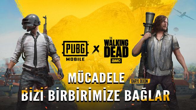 PUBG Mobile The Walking Dead 10. sezon