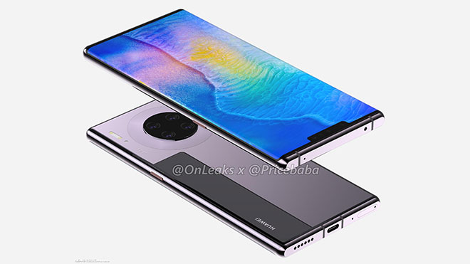 Huawei Mate 30 Android