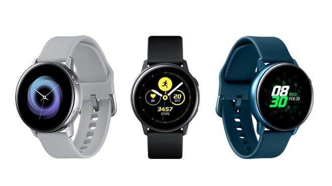 Samsung Galaxy Watch Active 2 akıllı saat