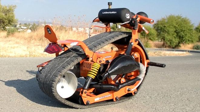 tank motosiklet
