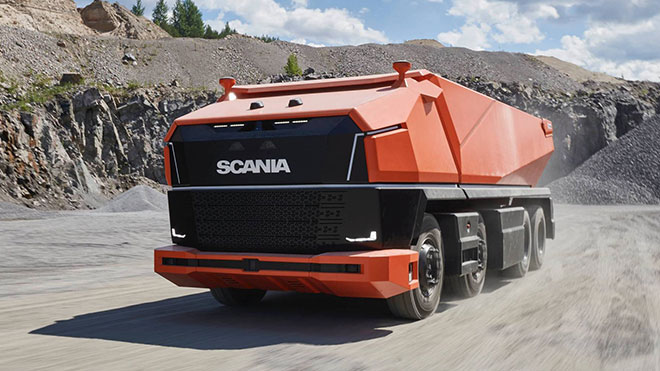 Scania AXL