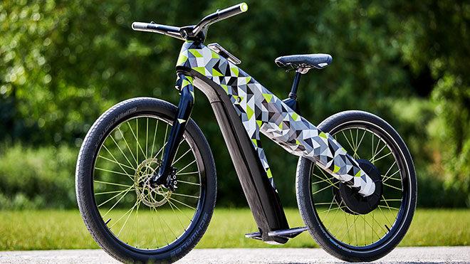 Skoda Klement elektrikli bisiklet