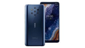 Nokia 9 PureView DxOMark