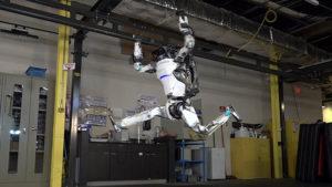 Atlas Boston Dynamics insansı robot