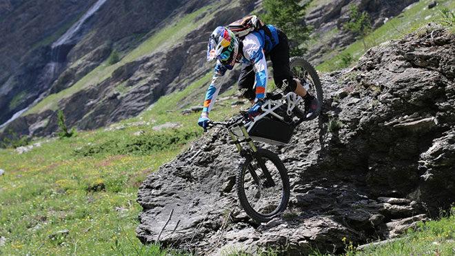 UBCO FRX1 Freeride Trail Bike elektrikli bisikle