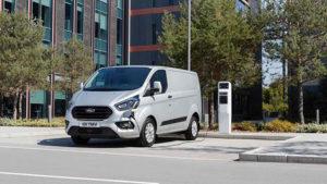 Ford Transit hibrit