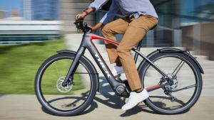 Trek elektrikli bisiklet