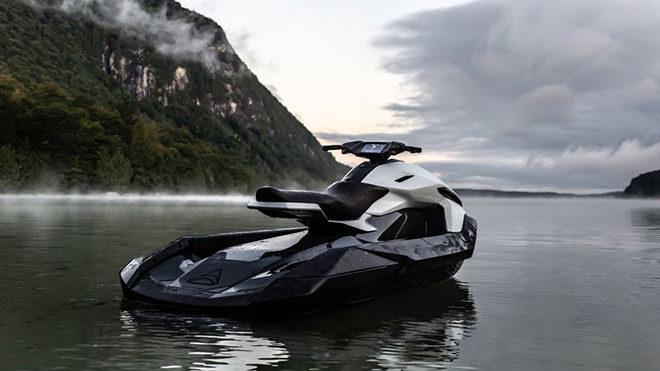 Taiga Motors Orca elektrikli jet-ski
