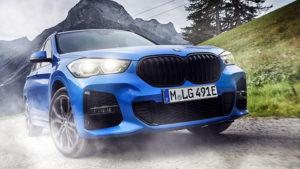 BMW X1 hibrit